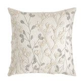 Found it at Wayfair - Modern Living Oxidized Leaf Decorative Pillow