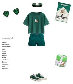 """Pisces Lolita/Nymphet"" by remington-6 ❤ liked on Polyvore featuring Boohoo, Miss Selfridge, Converse, Chicnova Fashion and Prada"