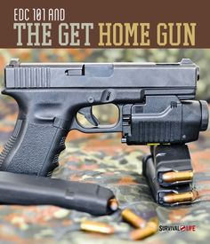 Prepping 101 – Everyday Carry and the Get Home Gun