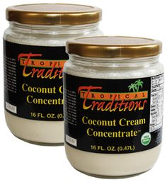 Coconut Cream Concentrate