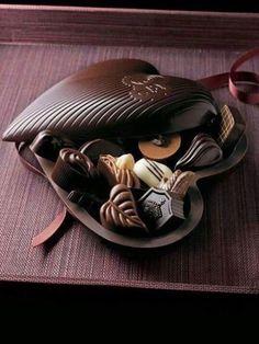 "andreipratzs:  "" husamalkhateb:  ""صباح الخير  Good morning  💕  ""  Love & Chocolate  """