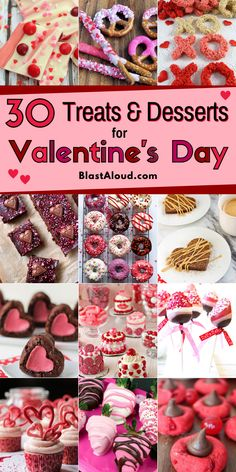 30 Quick and easy treats for Valentine's day that won't take you forever to make. These Valentines day desserts are perfect for sharing with that special someone. You can also make these treats and bites and gift them as an edible gift to your Valentine! Valentines Day Food, Valentine Desserts, Valentines Recipes, Low Carb Chocolate, Sugar Free Chocolate, Chocolate Peanut Butter, Chocolate Art, Sugar Cookie Cups, Lemon Sugar Cookies
