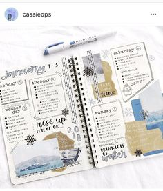 When constructing your bullet journal, weekly spreads can be instrumental in getting you focused and motivated on your weekly tasks. For some bullet journalists, a weekly spread can replace their monthly spread and even their daily spread. That's the beauty of the bullet journal – it's completely customizable and so easy to create! All you …Continue Reading...