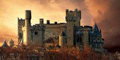 Castillo-Palacio Real de Olite - Navarra - Spain