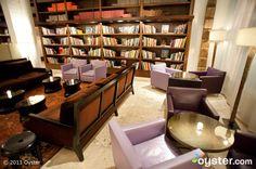 The Mercer lounge