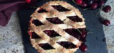 Sweet Cherry Pie - Rezept mit frischen Kirschen