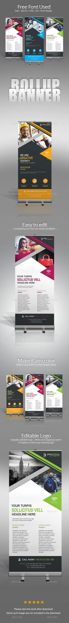 Real estate business roll up banners banners real estate business real estate business roll up banners banners real estate business and banner template spiritdancerdesigns Image collections