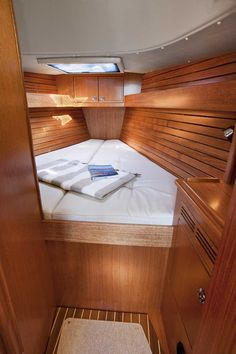 Learn more about fishing boat. Click the link for more info Sailboat Interior, Yacht Interior, Interior Design, Yacht Design, Boat Design, Sailboat Restoration, Boat Upholstery, Boat Bed, Boat Decor