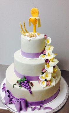 cake design comunione - Cerca con Google