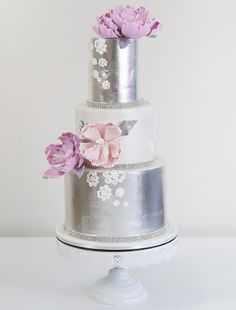 Unique and Elegant Wedding Cake Ideas - MODwedding