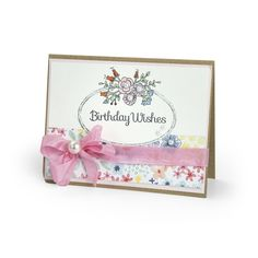 Birthday Wishes Card #5 - Catalog