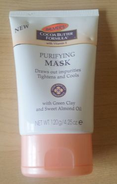Beauty and the Blogger - UK Beauty and Lifestyle Blog: Palmer's Cocoa Butter Purifying Facial Mask
