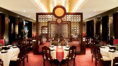 The Ritz-Carlton, Kuala Lumpur - The award-winning Li Yen Cantonese restaurant at The Ritz Carlton, Kuala Lumpur