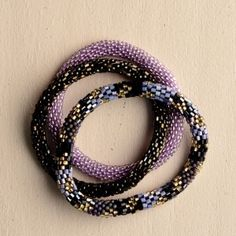 Lily and Laura bracelets. Each one is handmade and no two are alike.