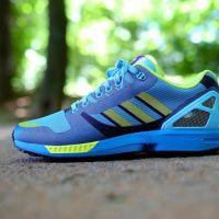 """Adidas ZX Flux """"Aqua"""""""
