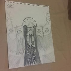 Angel of death #hellboy