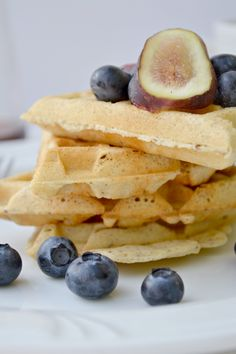 I would add cinnamon to this recipe.The Best Gluten-Free Vegan Waffle - Fork & Beans
