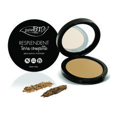 impalpable texture, matte finish RESPLENDENT compact by PuroBio Cosmetics is perfect to sculpt your facial features thanks to its light and silky texture, recreating those natural contrasts which are usually…