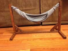 DIY newborn prop. Newborn photography. A little baby hammock. I cannot wait to use this !!