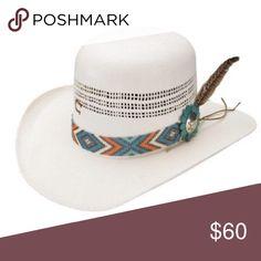 "Charlie 1 Horse Womens Cowboy Hat 3 ½"" brim 4 1 8"" crown b3ad8422e13f"