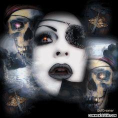 Goth Pirate