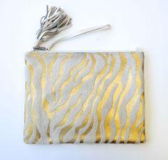Jem in Gold Zebra - Mooi