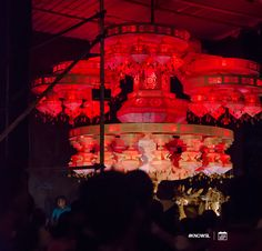 It's peaceful inside the stalls, as people  contemplate the beauty of the lanterns before them.  #KnowSL #SriLanka #Vesak #Lanterns #FestivalofLight #SriLankaTravel  Copyright © Crintech Pvt Ltd.