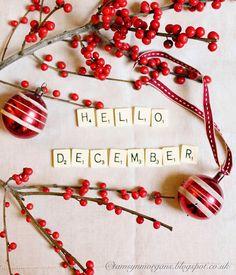 Hello December   The Villa on Mount Pleasant