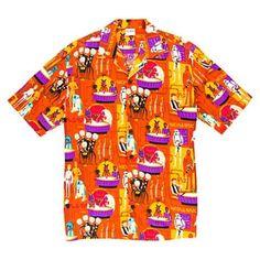 Disney Shag Star Wars Wretched Hive Cantina Hawaiian Aloha Camp Shirt XXL NWT #Wonderground