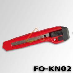 Sang Hà Văn phòng phẩm giá sỉ - Dao rọc giấy Thiên Long FO-KN02 18mm
