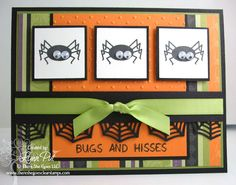 To Lauren & Grant -- Bugs & Hisses from Pop & DeeDee  @Mandy Skelly