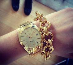 #laurahayden wearing #Tous Drive watch
