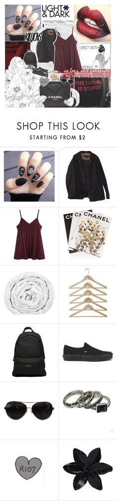 """""""//""""So long and goodnight, so long not goodnight.""""\\"""" by k-pop-things-and-such ❤ liked on Polyvore featuring Barbour, Assouline Publishing, Brinkhaus, Chanel, Balenciaga, Vans and ASOS"""