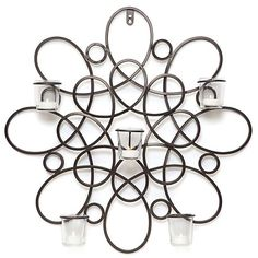 ZGallerie Spiral Candle Sconce