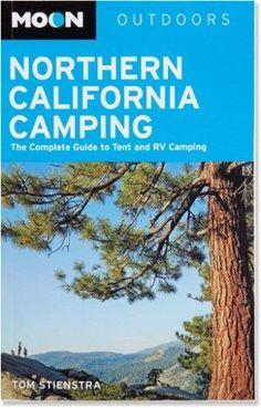 MOON Northern California Camping - 4th Edition