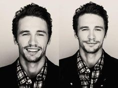 yum. james franco is a must.