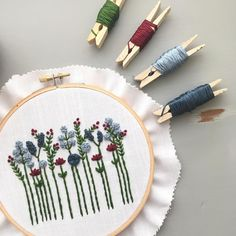 So many great things happening this week. Happy Monday, my friends! Hand Embroidery Patterns, Happy Monday, My Friend, Friends, Hand Stitching, Needlepoint, Needlework, Diy And Crafts, Patches