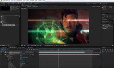 [Tuto] : créer le bouclier enchanteur de Doctor Strange avec After Effects