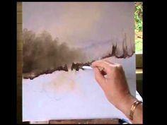 OIL PAINTING DEMONSTRATION BY ALAN KINGWELL