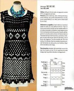 Чёрное ажурное платье с подиума. Обсуждение на LiveInternet - Российский Сервис Онлайн-Дневников