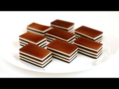 Coffee and Coconut Cream Jelly recipe - Rice 'n Flour