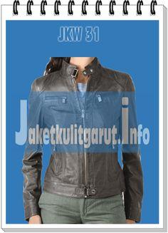 Jaket Kulit Wanita JKW 31