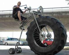 Ummm, Big Wheel?