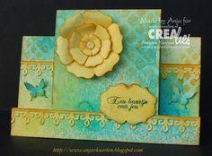 See details: http://www.crealies.nl/detail/1117132/08-13-anja.htm and http://www.crealies.blogspot.nl/2014/08/the-candy-winner-has-seen-them-all.html Made by: Anja van Kaarten Made with: Crealies Create A Card no. 6 Download CCAC no. 6 download no. 1 Crea-Nest-Lies XXL no. 1 Creative Border no. 22 Masks & More no. 2 Set of 3 Butterflies no. 1 NL tekststempel
