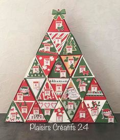 Advent House, Deco Table, Christmas Gifts, Christmas Ideas, Scrap, Merry, Holiday Decor, Drawings, Paper