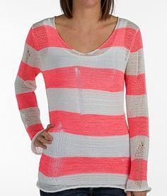 Daytrip Tape Yarn Sweater