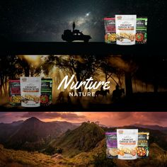 Crunchy & Cheese Omeals Self-heating Meals From MRE Giant