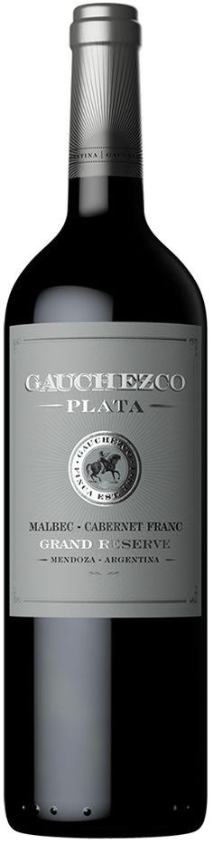 """Gauchezco Plata"" 70% Malbec / 30% Cabernet Franc 2013 - Gauchezco Wines, Maipú, Mendoza---------------Terroir: Paraje Altamira (San Carlos) & Barrancas (Maipú)------------------------Crianza: 12 meses en barricas de roble francés, americano y húngaro"