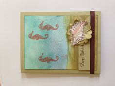Stampin' Up By the Tide