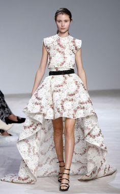 Giambattista Valli from Paris Fashion Week Haute Couture | E! Online